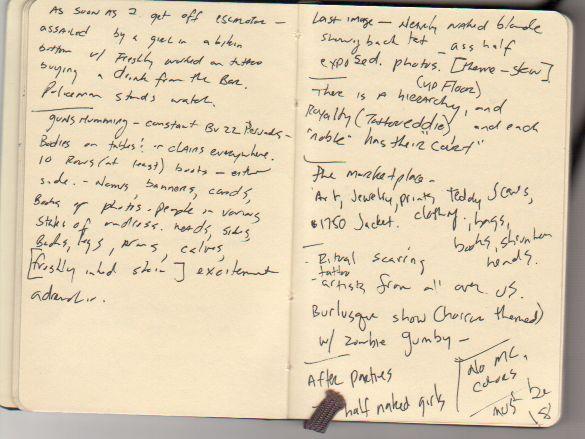 To Write or Not to Write…(the Field Quandry) « josephmcgee